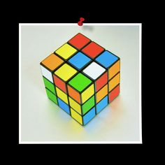 Rubik's Cube, Game, Venison, Gaming, Toy, Games