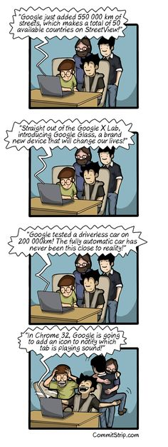 The feature we've all been waiting for   CommitStrip - Blog relating the daily life of web agencies developers