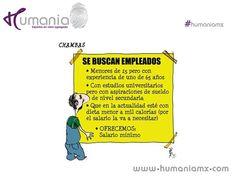 #humaniamx #consultores #capitalhumano #recursoshumanos #empleo #trabajo #vacante #ofertalaborales