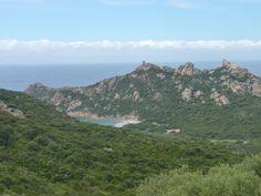 Where I live....  Là où je vis La Corse