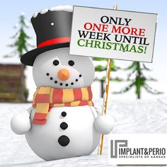 """Can you believe that we are only one week away from Christmas? Time has flown by this year! In the midst all of the """"hustle and bustle"""" be sure to take the time to really enjoy and appreciate this magical time of year."""