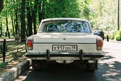 russian car #Lomography