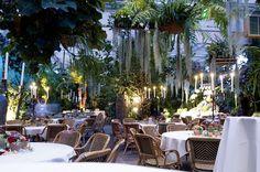 Restaurant Giardino Verde, Zurich