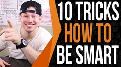 10 How To Be Smart Tricks That Work Instantly (GET SMART TODAY) http://ift.tt/2st3XCV  TOP 10 LIFE LESSONS E-BOOK FREE   I used to be a dummy so I had to start figuring out how to be smart fast or I was doomed. I went from a hard headed kid who was always in trouble and expected to end up dead or in prison to a person who turned his entire life around and became extremely successful against all odds. I spent years learning how to be smart so I wouldnt become what everyone else expected me to…