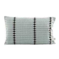 House Doctor cushion cover graphic - grey - House Doctor