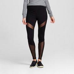 Women's High Waisted Legging - Mossimo Supply Co.™ (Juniors') : Target