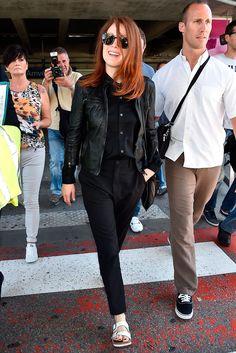 Julianne Moore en Niza