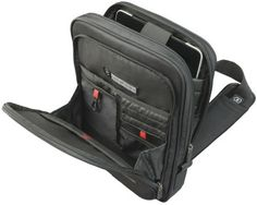 Analyst Shoulder Bag for a tablet, iPad, or eReader from Victorinox Travel Gear, Makers of the Original Swiss Army Knife.
