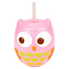 Owl sippy cup