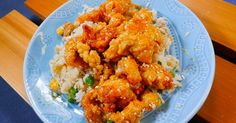 You Don't Need To Pick Up The Phone For Delicious Orange Chicken!
