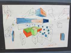 Our first unit in grade 8 is architecture studies. We are reviewing and learning one and two-point perspective. Here a few samples. Our next step – head out to take pictures and draw from real life architecture. [nggallery id=30]