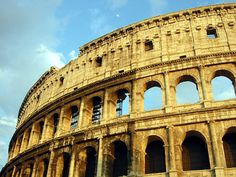 * Coliseu de Roma *