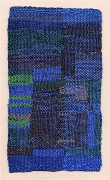 If you grow tired of the work of Sheila Hicks, you are tired of life.      www.handeyemagazine.com