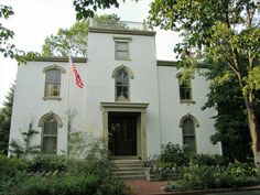 Daniel Carter Beard Boyhood Home - Covington, Kentucky - Childhood Homes on Waymarking.com