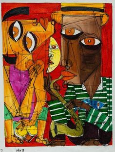 Very cool CUBAN art