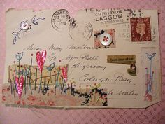 textile collage | Flickr - Photo Sharing!