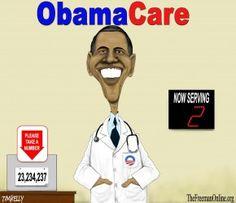 Obamacare.... Ridiculous!