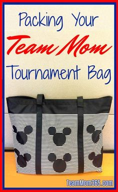 Packing Your Team Mom Tournament Bag - Team Mom 365 Volleyball Tournaments, Baseball Tournament, Volleyball Mom, Cheerleading, Softball Workouts, Volleyball Training, Baseball Mom, Baseball Scoreboard, Flag Football