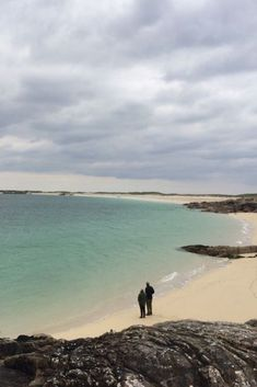 Donegal or the Carribean? All our Vagabond adventure tours explore the hidden corners of Ireland. This is just one of the beautiful beaches our tours visit.