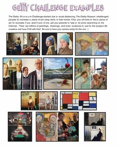 Art History Lessons, Art Education Lessons, Art Lessons For Kids, Art Lessons Elementary, Art Education Projects, History Books, Middle School Art Projects, High School Art, Primary School Art
