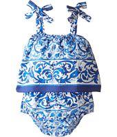 Dolce & Gabbana - Mediterranean Print Dress Set (Infant)