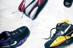 14927adc8a0f Nike Kobe 1 Protro Behind the Design Kobe Bryant Nike Basketball footwear  february 2018 Kobe Bryant
