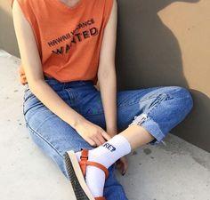 Meias+sandálias ✨