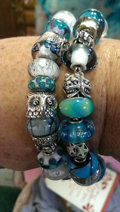 Two of my most favorite bracelets