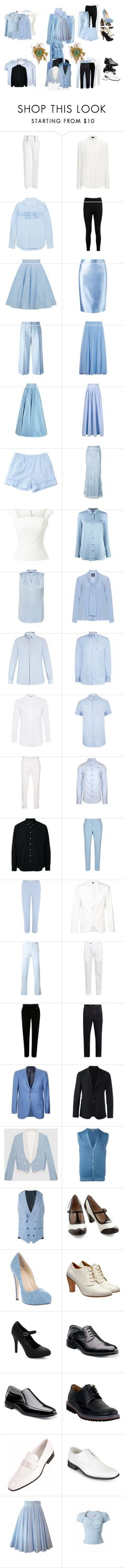 """Beauxbatons - clothing"" by hogwartsgirl113 ❤ liked on Polyvore featuring Emilio Pucci, Comme des Garçons GIRL, Boohoo, Martha Medeiros, P.A.R.O.S.H., Michelle Mason, Jenny Packham, Rosie Assoulin, Alberta Ferretti and Roland Mouret"