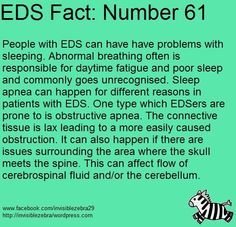 I need to be checked for this...I'm hardly ever able to sleep due to pain and wake up 5-10 times per night when I do sleep. I have cervical and craniocervical issues.