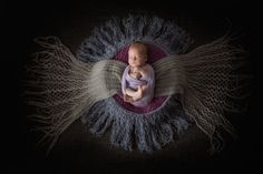 Universal fringe boucle perfect for photo shoots newborns. From it you can make a nest, entwine around the baskets, buckets or pails, or simply used as a garland. strands 30 cm long, very fringe length of 175 cm Along the edges a fringe have cords, for easy fixing.  If you have any questions I'd be happy to answer them  Thank you for visiting my store, I will be glad to see you again  Regards Lidia :)