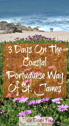 3 Days On The Coastal Portuguese Way Of St. James. From Vila do Conde to Caminha via Esposende, Viana do Castelo and Vila Praia de Âncora, the ancient Camino de Santiago is a mixture of coastline, countryside and small historical cities in northern Portugal. Click to read more about my experience.