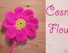 How To Crochet A Simple Crochet Flower