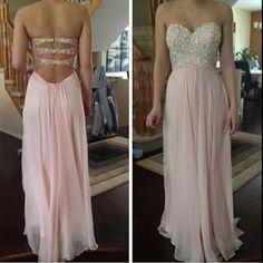 Bg549 Charming Prom Dress,Long Prom Dresses,Beading Prom Dress,Backless