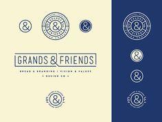Grands & Friends Marks - Jonathan Schubert