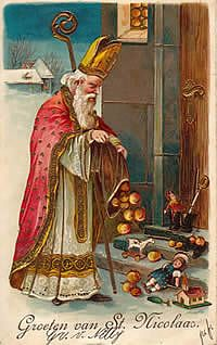A Party: Introduce Saint Nicholas to Other Families