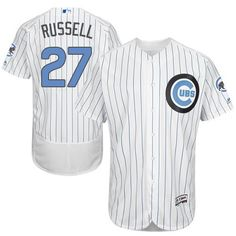 Men s Chicago Cubs John Lackey White with Baby Blue Father s Day Stitched  MLB Majestic Flex Base Jersey 0b27f402bb1