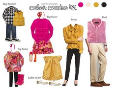 2)  What to wear for session - Candid Chic Photography