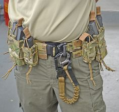 Stabo Tactical Nylon Harness