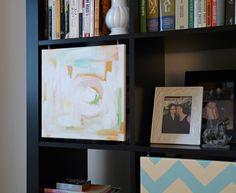 Dans le Lakehouse: My Artful Ikea Expedit Hack