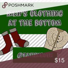 Men's clothes! Shirts jackets pants khakis Bundle and save Jeans Straight