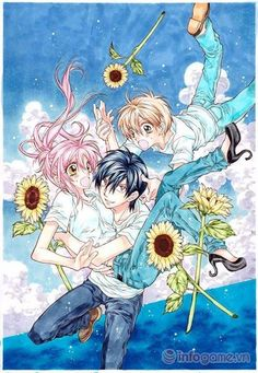 the cat and my friday- Wie süß Manga Art, Manga Anime, Shinshi Doumei Cross, Super Hero Life, Mermaid Melody, Anime Nerd, Manga Pictures, Manga Games, Magical Girl