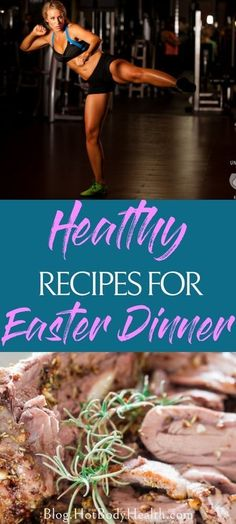 Easter meal planning requires healthy Easter dinner recipes that will not only help you celebrate the holiday but also stay on track with your diet. Healthy Holiday Recipes, Healthy Meals To Cook, Healthy Recipes For Weight Loss, Healthy Dinner Recipes, Lunch Recipes, Drink Recipes, Healthy Food, Nutrition World, Easter Dinner Recipes