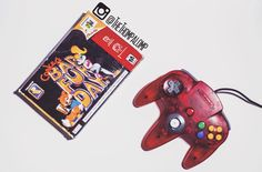 """Pure pleasure! shared by thethompalomp #retrogaming #microhobbit (o) http://ift.tt/1M1lmYM""""I am the Great Mighty Poo and I'm going to throw my sh!t at YOU!"""" - #GreatMightyPoo  Shot on #Canon60D with #Canon50mm  #MYCP #Canon #60D #50mm #ConkerBadFurDay #Conker #Rare #Rareware #Nintendo #Nintendo64 #N64 #Microsoft #Xbox #gamer #gamerlife #retrogamer  #gaming #independent #indie #indiegrind"""