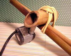 Como fazer uma fonte de bambu passo a passo
