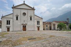 Duomo di Feltre Belluno Dolomiti Veneto Italia