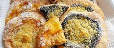 Recept Tvarohové vdolky s drobenkou