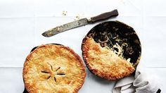 Cock-a-Leekie Pie | Bon Appetit Recipe