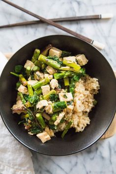 Orange-Soy Tofu Stir-Fry | Recipe | Tofu, Tofu Stir Fry and Chinese ...
