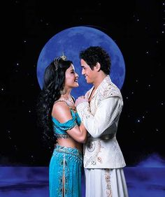 Musical ALADDIN in Hamburg #Gruppenreise #Musical #StageEntertainment